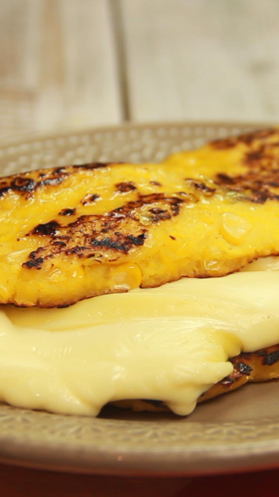 Cheese Cachapa