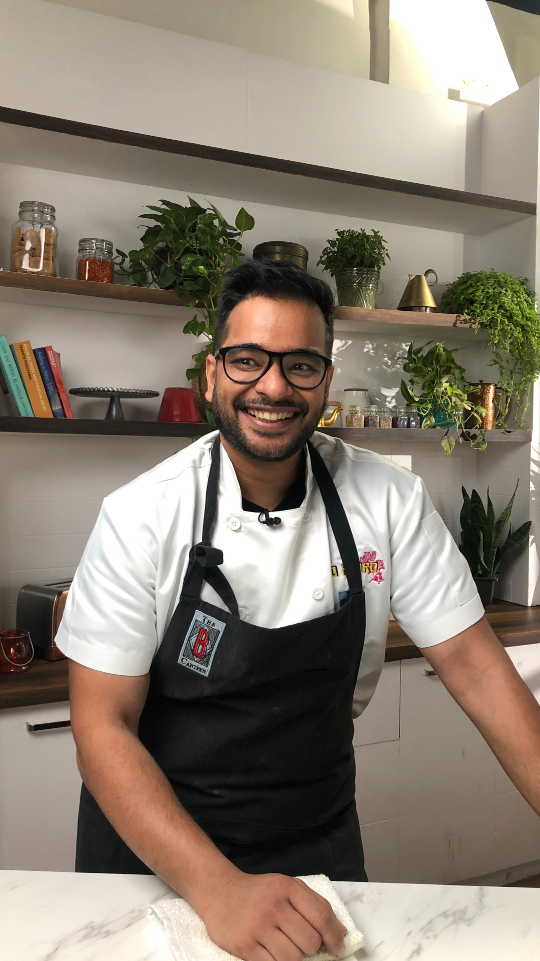 Chef Hussain Shahzad