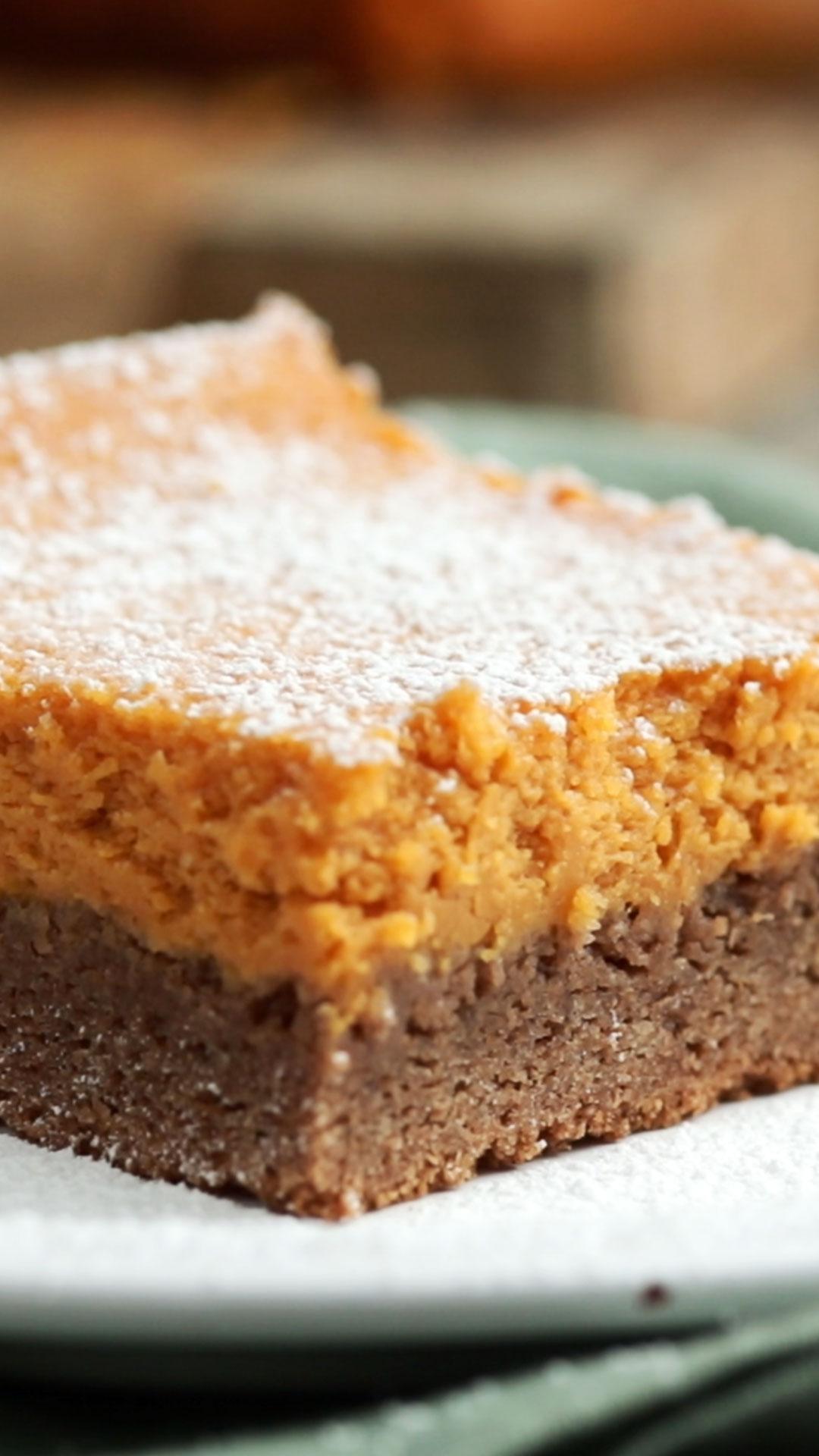 Maple Pumpkin Butter Cake
