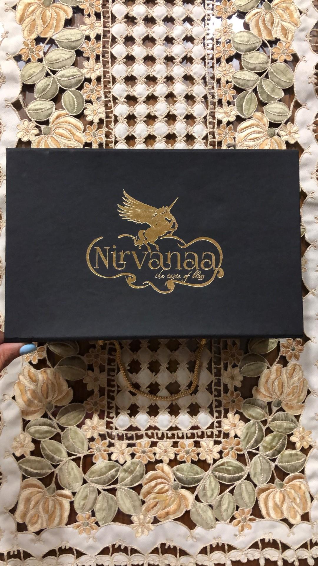 Nirvanna Chocolates