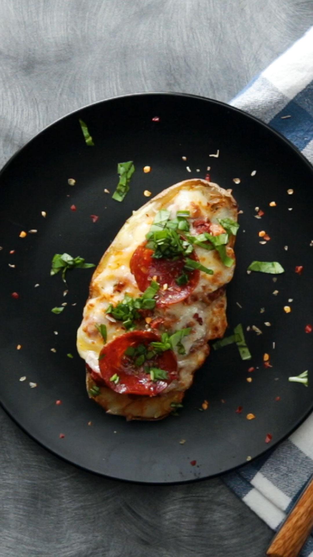 Pizza Na Batata