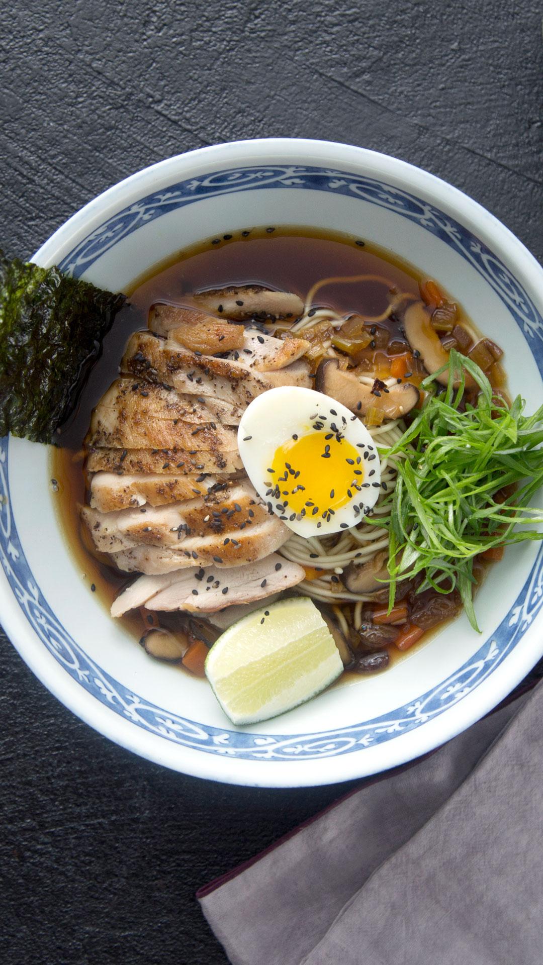 Chicken Noodle Ramen