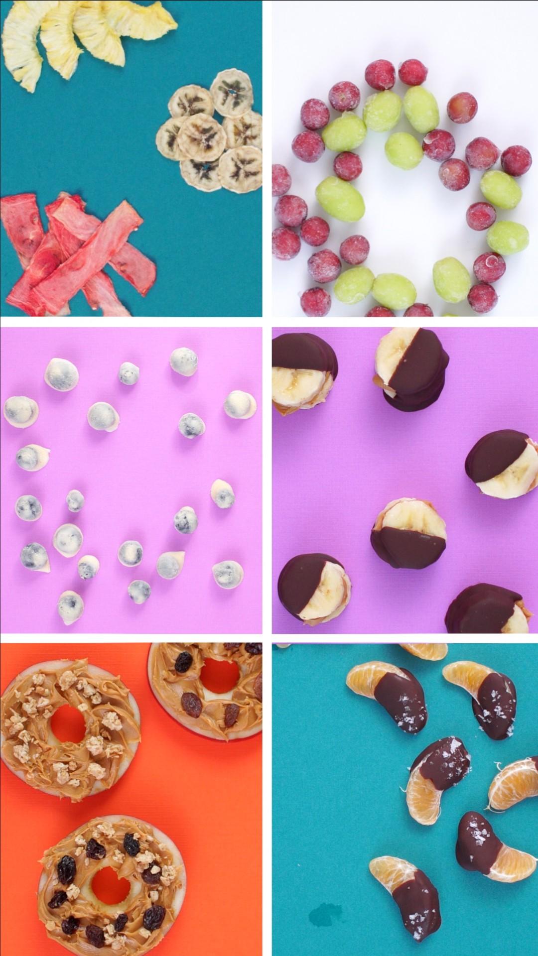 6 Easy, Healthy-ish Summer Snacks