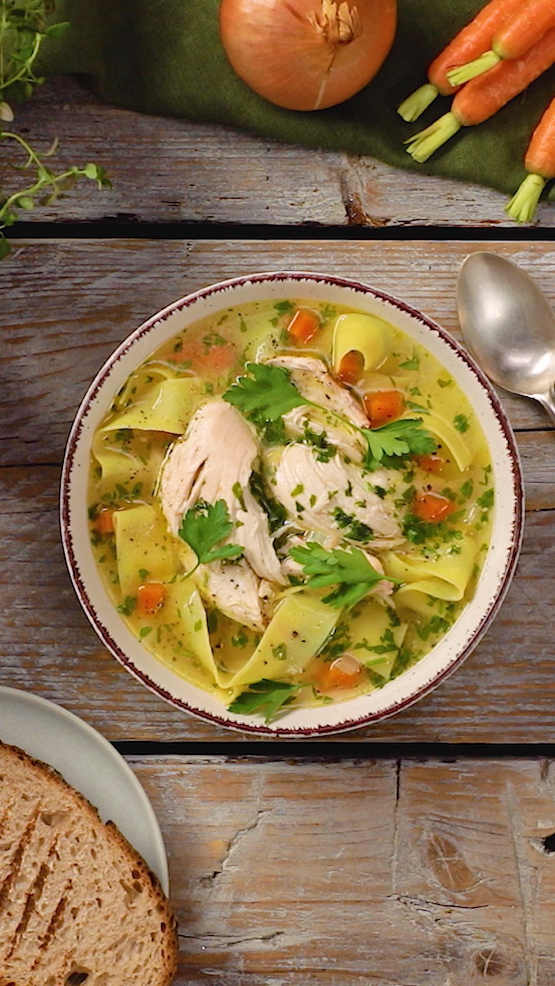 Best Ever Chicken Soup