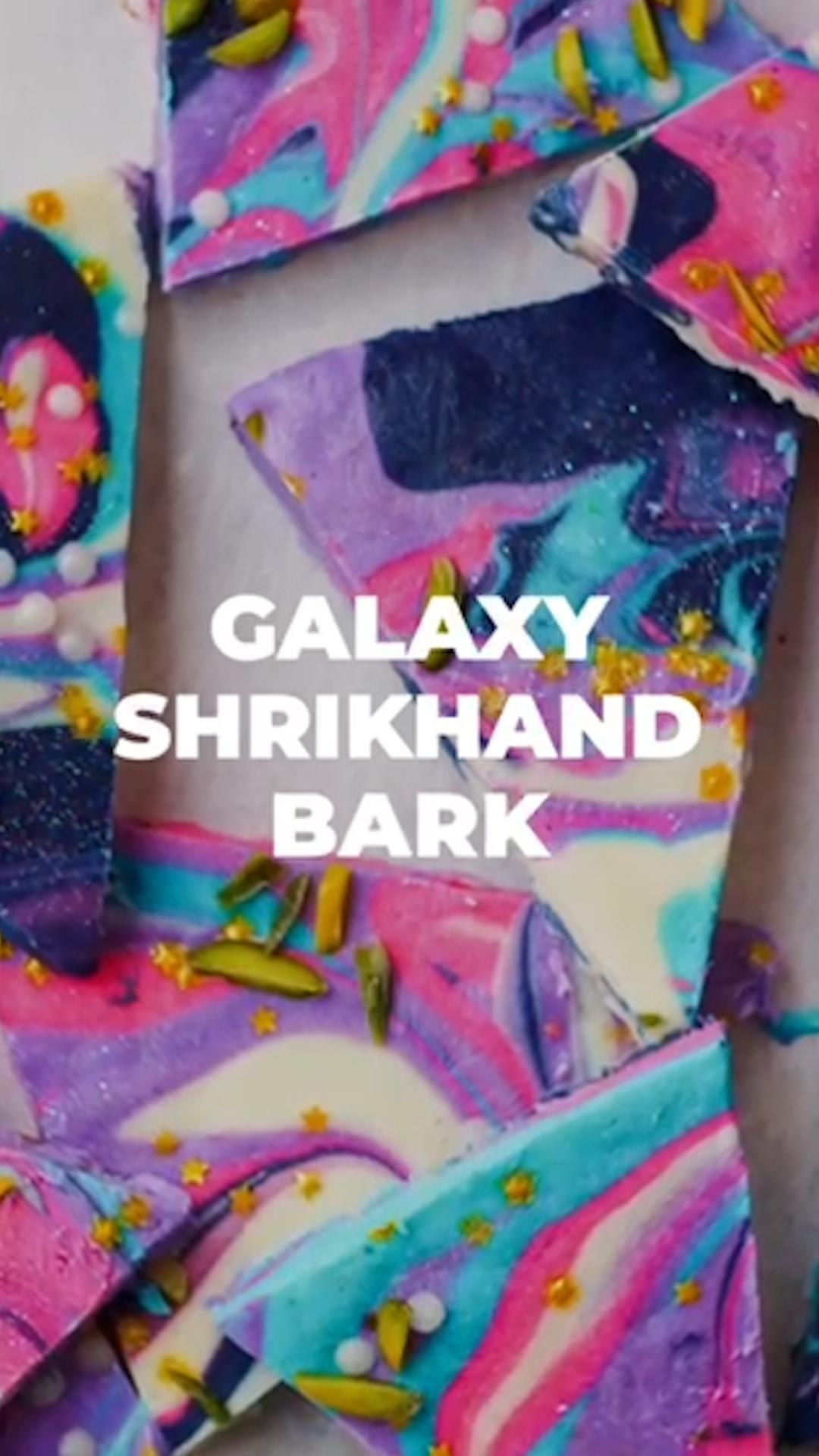 Galaxy Shrikhand Bark