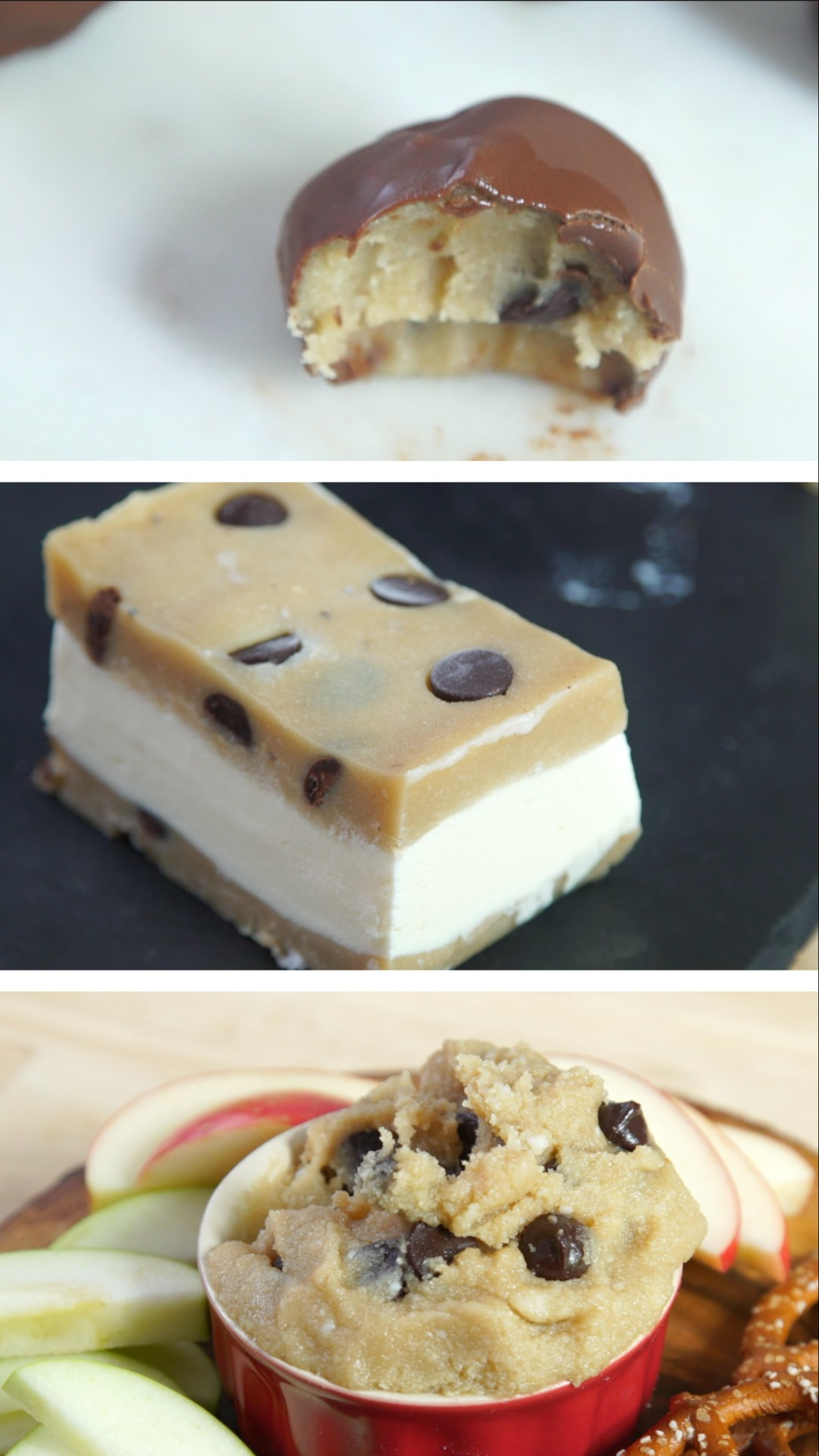 Guilt-Free Cookie Dough