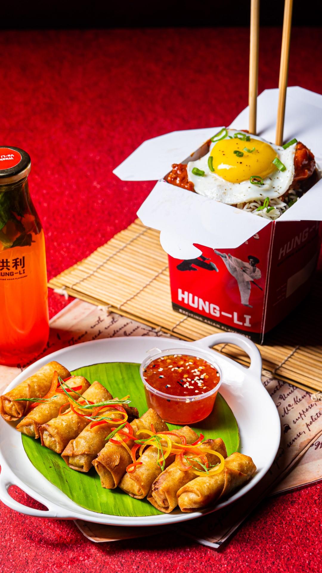 Hung Li Comes To Mumbai